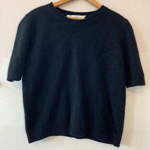 VINTAGE wool sweater tshirt